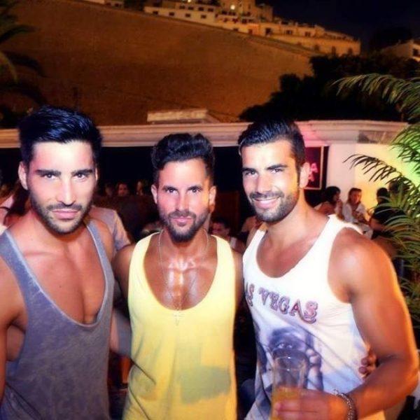 Bar Monalisa Ibiza Agosto 2013