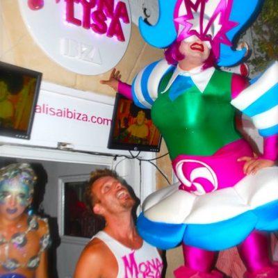 Bar Monalisa Ibiza 2010